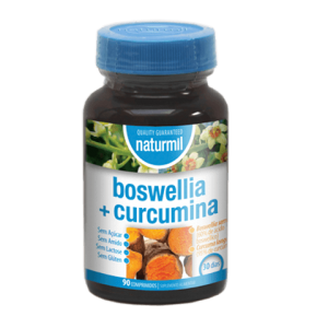 BOSWELLIA + CURCUMINA NATURMIL